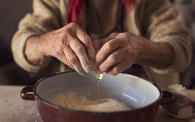 La cocina de tu abuela tiene la llave de tu fertilidad